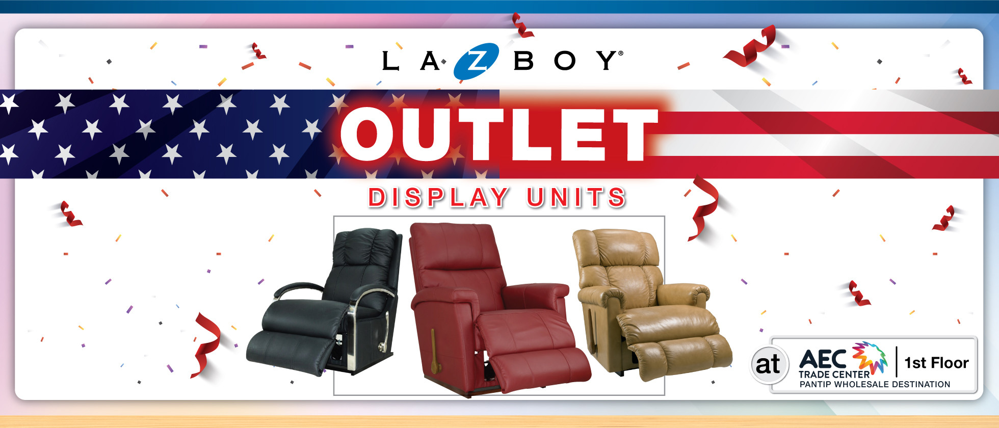 AEC Outlet Sale