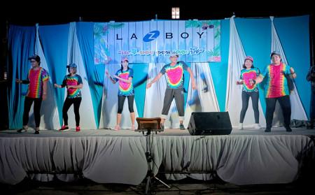 """La-Z-Boy VS Customers"" Seminar Year 2017"