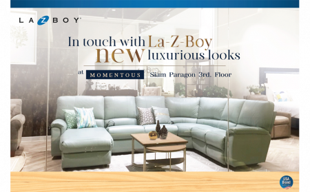 La-Z-Boy invites you to experience premium luxury @ Momentous