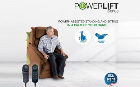 -  Power Lift Recliner