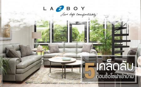 5 tips - Before buying a sofa