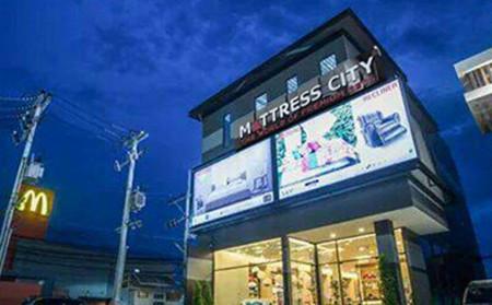 Now Open!! LA-Z-BOY @Mattress City, Pattaya