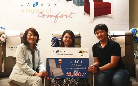 La-Z-Boy Father's Day Campaign 2019
