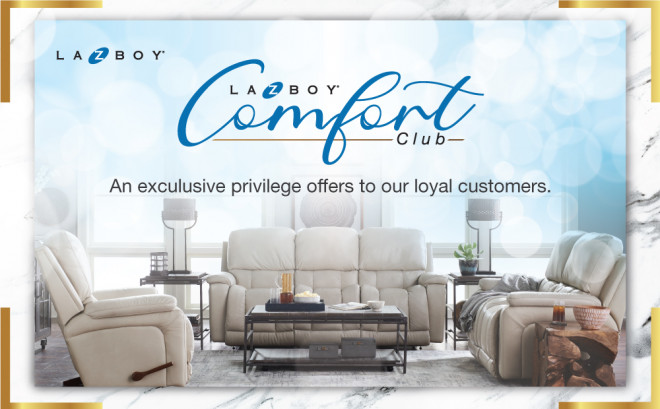 La-Z-Boy Comfort Club