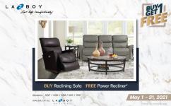 Buy Sofa Get 1 Free