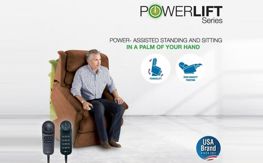 -  Power Lift Recliner