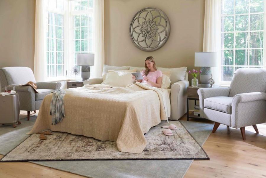 La-Z-Boy Leah Sleep Sofa (Bed)