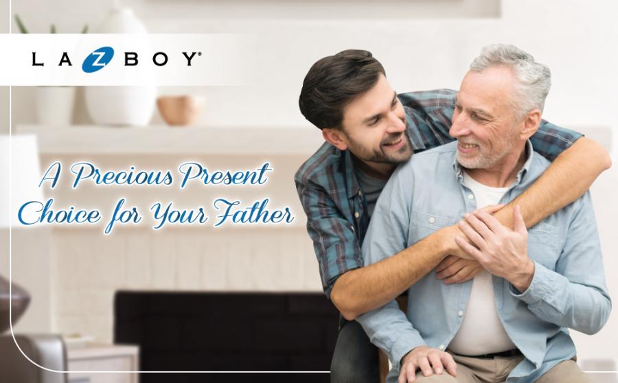 A Precious Present Choice for Your Father